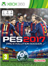Packshot for PES 2017 on Xbox 360