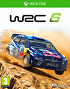 Packshot for WRC 6 on Xbox One