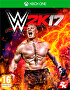 Packshot for WWE 2K17 on Xbox One