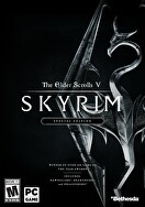 The Elder Scrolls 5: Skyrim Special Edition packshot