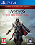 Packshot for Assassin's Creed: The Ezio Collection on PlayStation 4