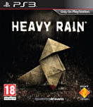 Heavy Rain packshot