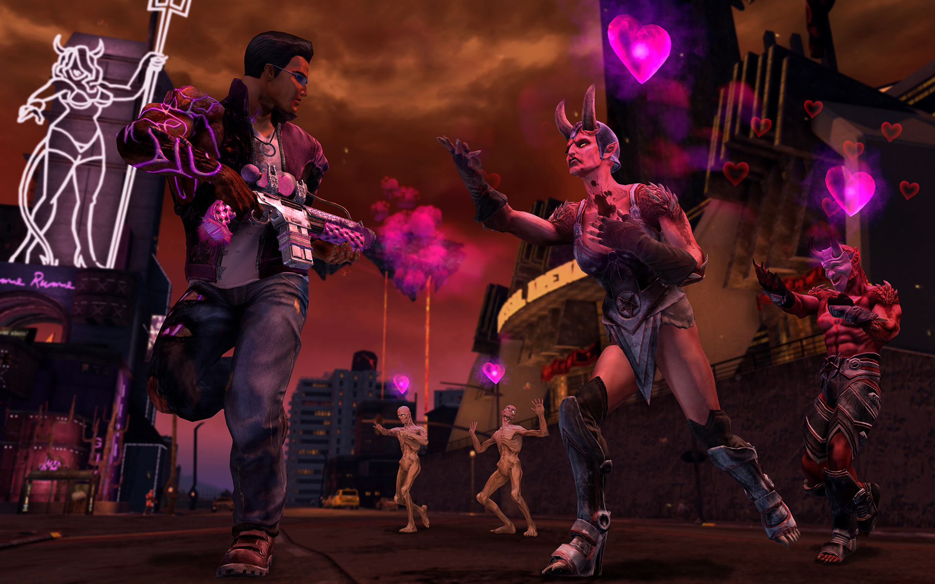 Saints Row IV: Re-Elected/Gat Out of Hell Xbox One Review ...