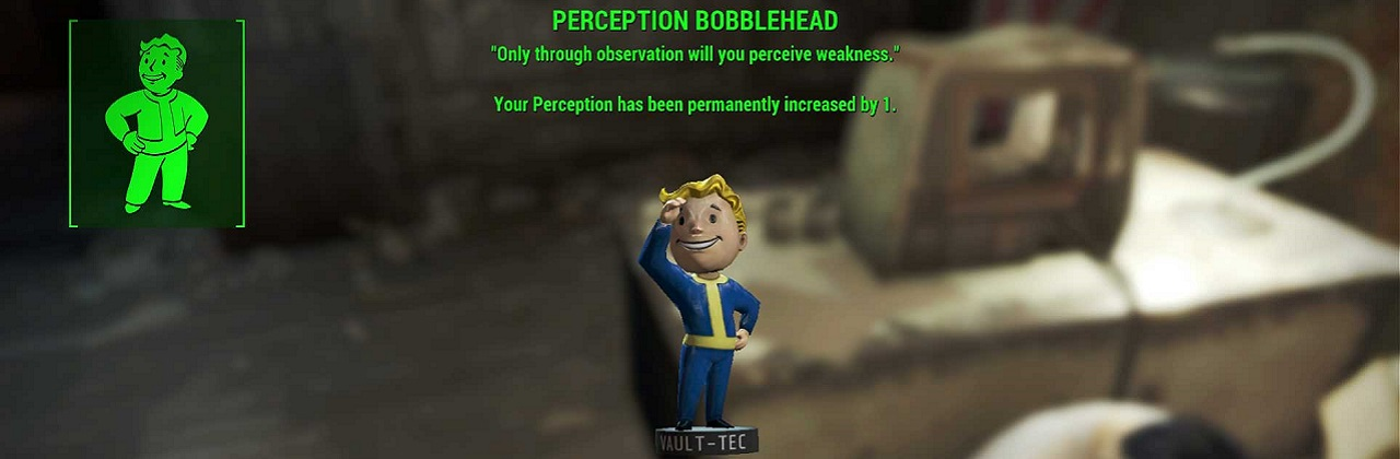 Fallout 4 Bobblehead Standorte - Finde alle Fallout 4 Bobbleheads Guide