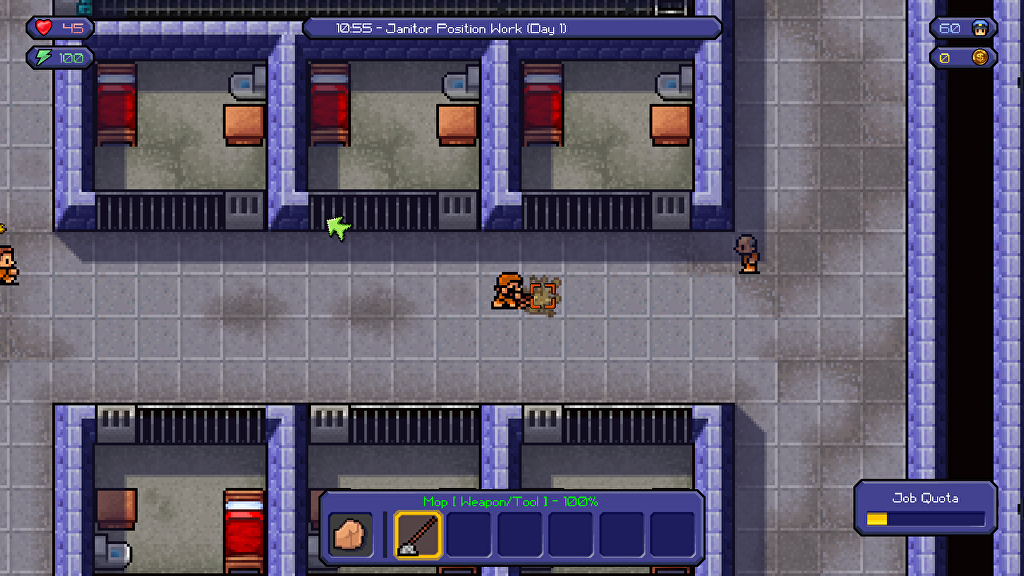 The Escapists в Steam