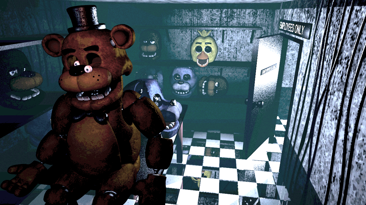 And revenge the larger story behind the five nights at freddy s games