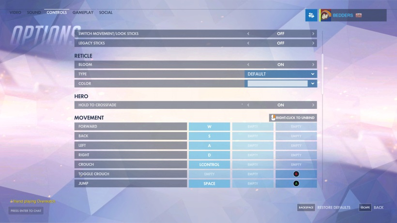 how to get better at overwatch xbox one