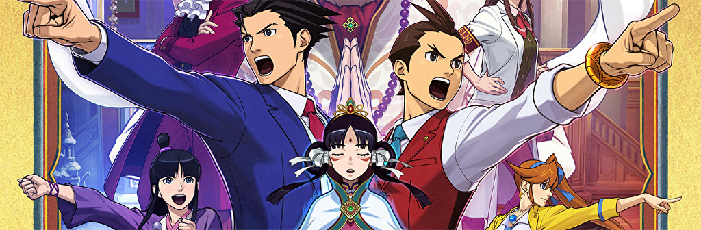 Get a Taste of Ace Attorney's Newest Sequel with the Spirit of Justice Demo | USgamer