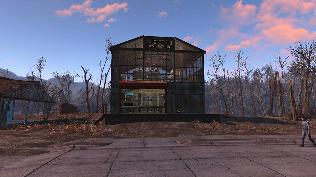 How To Build Ammunition Plant Fallout