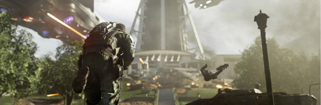 Call of Duty: Infinite Warfare Multiplayer Beta Coming to PS4 on October | USgamer