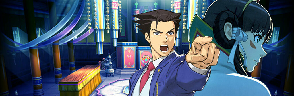 English Trailer for Ace Attorney: Spirit of Justice Highlights Phoenix's Intimidating New Rival | USgamer