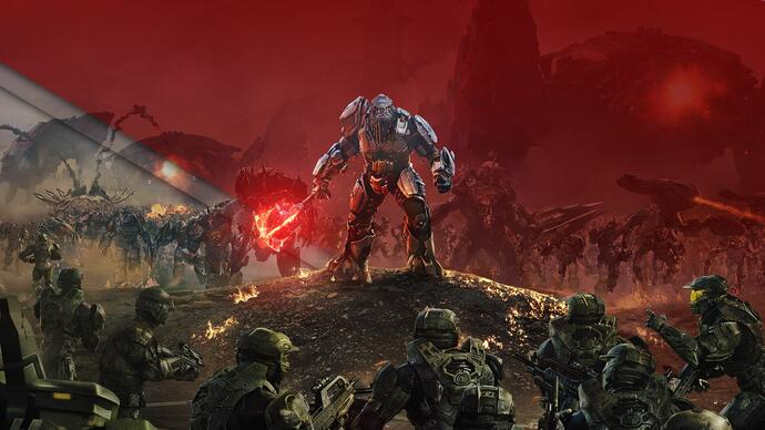 Disponible la beta de Halo Wars 2