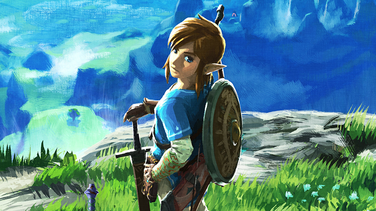 The Legend Of Zelda Breath Of The Wild Recensione Eurogamer It