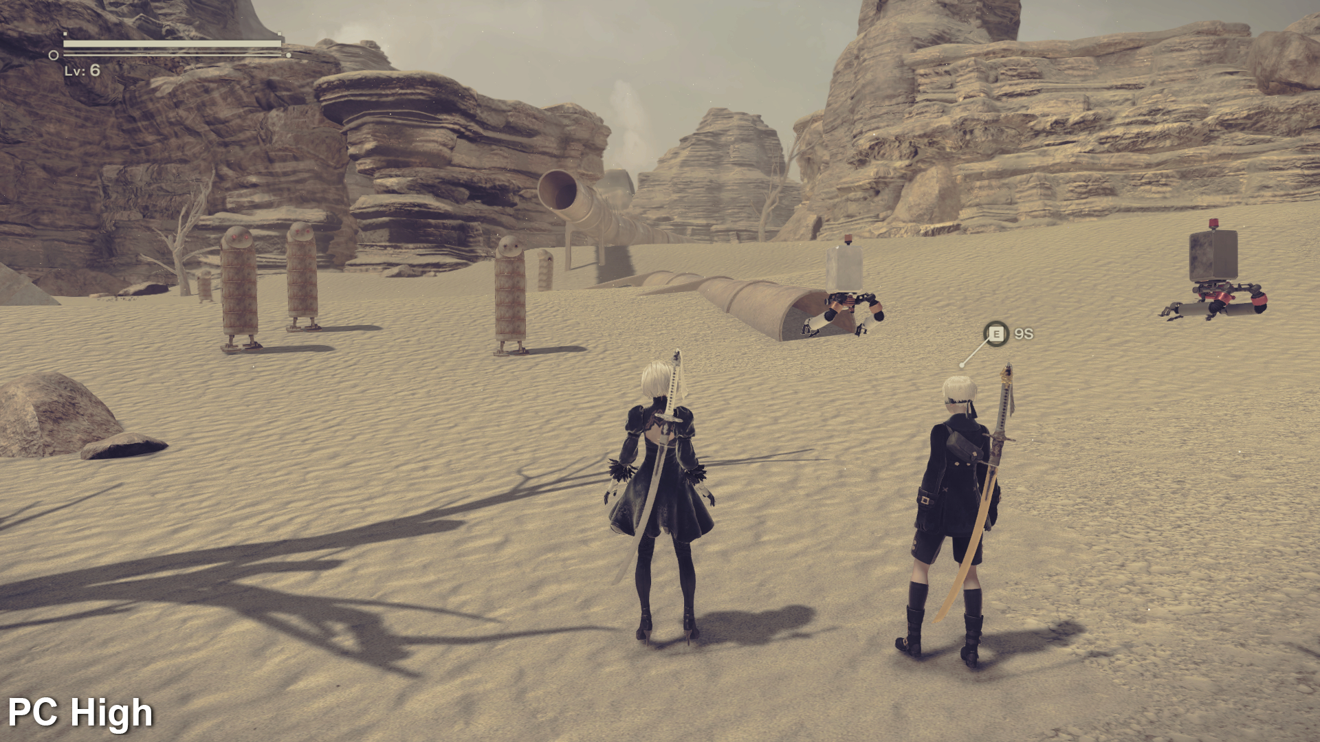 What's up with Nier: Automata on PC? • Eurogamer net
