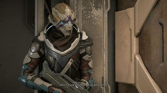Mass Effect Andromeda - Vetra Nyx mission Means and Ends • Eurogamer net