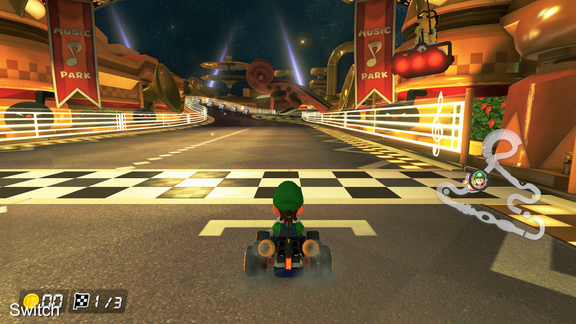 Mario Kart 8 Deluxe A Great Console Title Is A Handheld