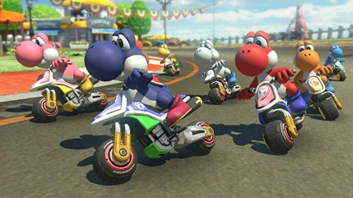 Mario Kart 8 Deluxe Characters Weight Classes And The Best