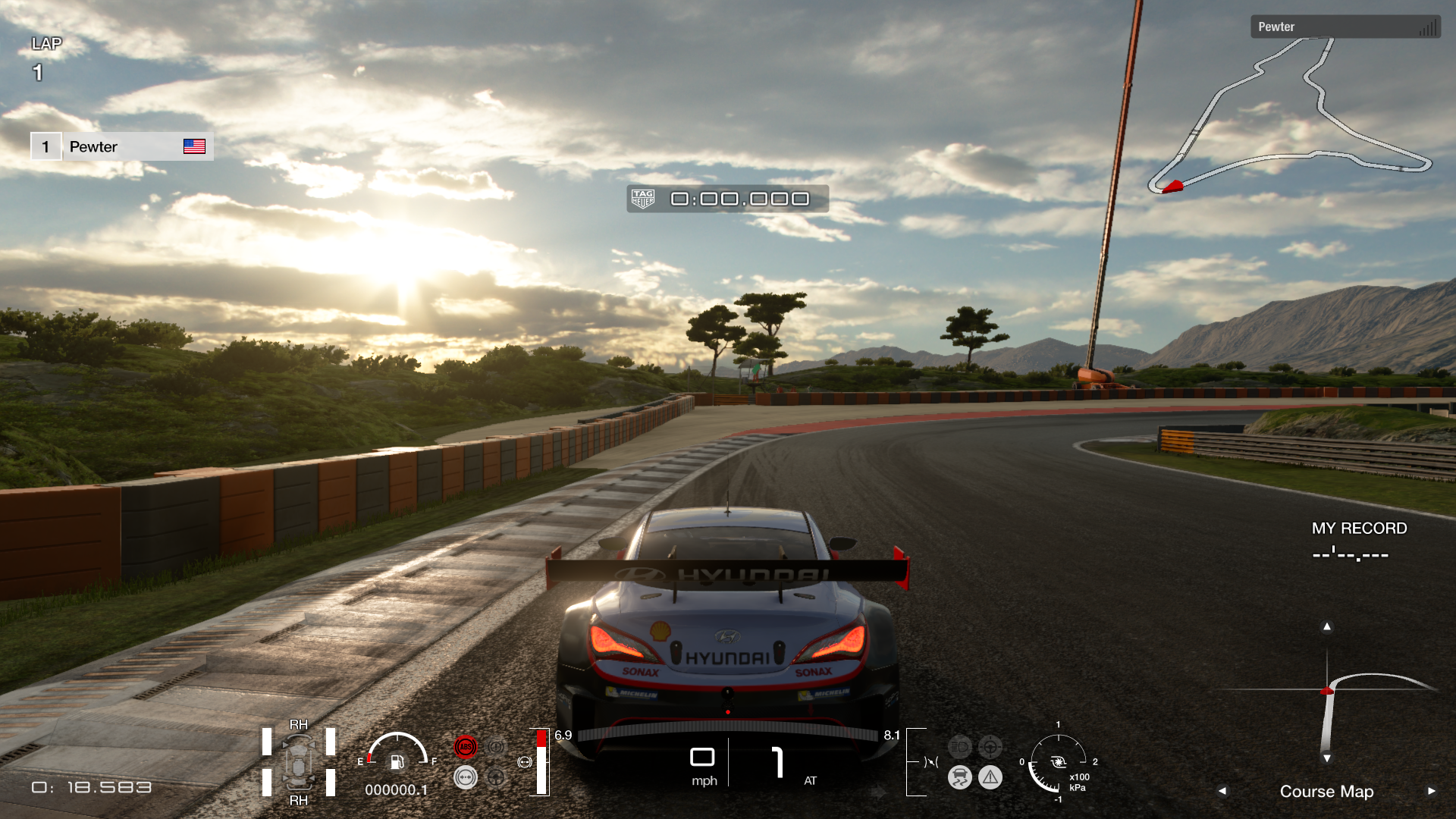 Vellidte GT Sport on PS4 Pro: 4K impresses, but what about 1080p support TH-16