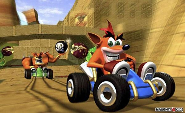 Crash Team Racing: Remake do jogo de corrida de Crash pode existir