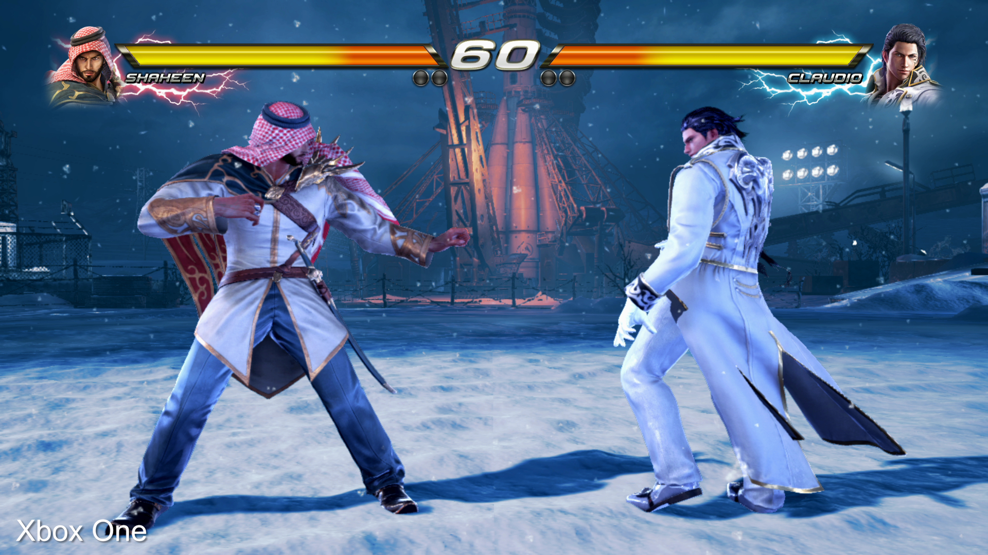 How does Tekken 7 scale across PS4, Xbox One and PC? • Eurogamer net
