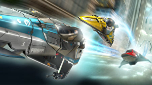 Wipeout Omega Collection - recensione