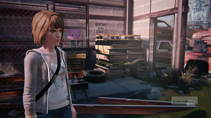 Life Is Strange Bottle Locations How To Find All Five Junkyard