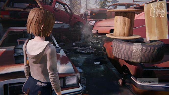 Life Is Strange bottle locations - how to find all five junkyard