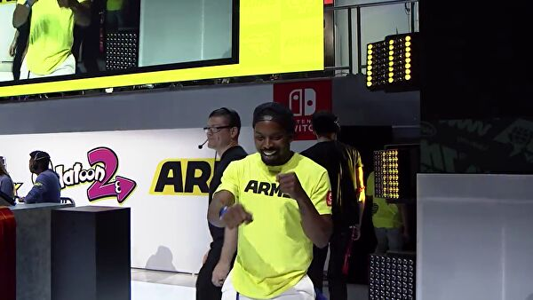 ARMS is Out Now for Nintendo Switch, Do You Need It?