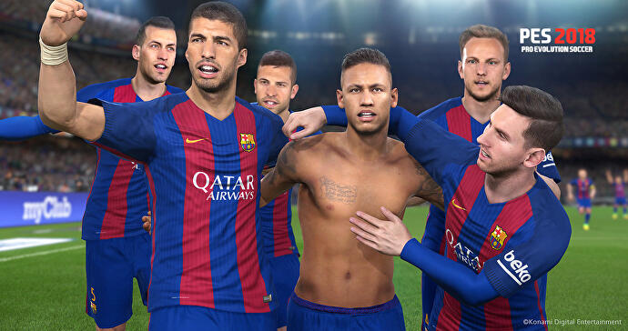 PES 2018 proves that slower can be better • Eurogamer net