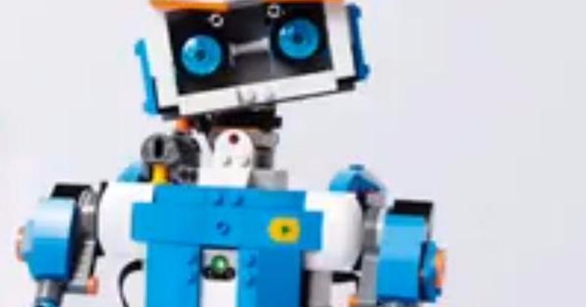 Lego Boost robotic sets announced, designed to teach kids coding ...