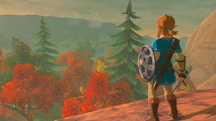What's going on with Zelda: Breath of the Wild's release date?
