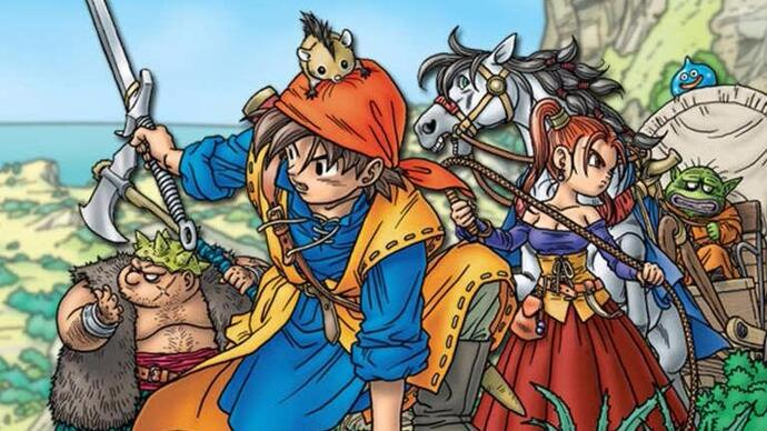 Dragon Quest 8: Journey of the Cursed King 3DS review
