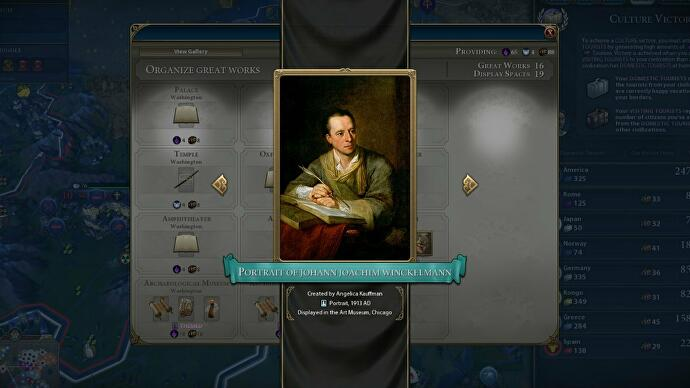 Civilization 6 Culture Victory explained - how to earn