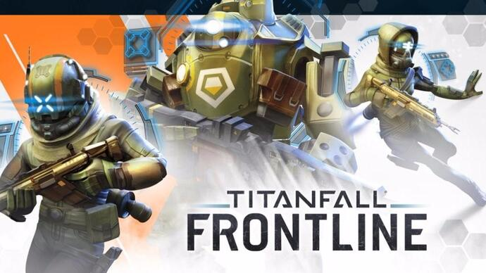 Titanfall's card battling spin-off has been cancelled