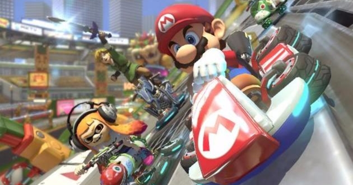 Mario Kart 8 Deluxe - characters, battle mode, tracks and everything else we know about the new Switch version