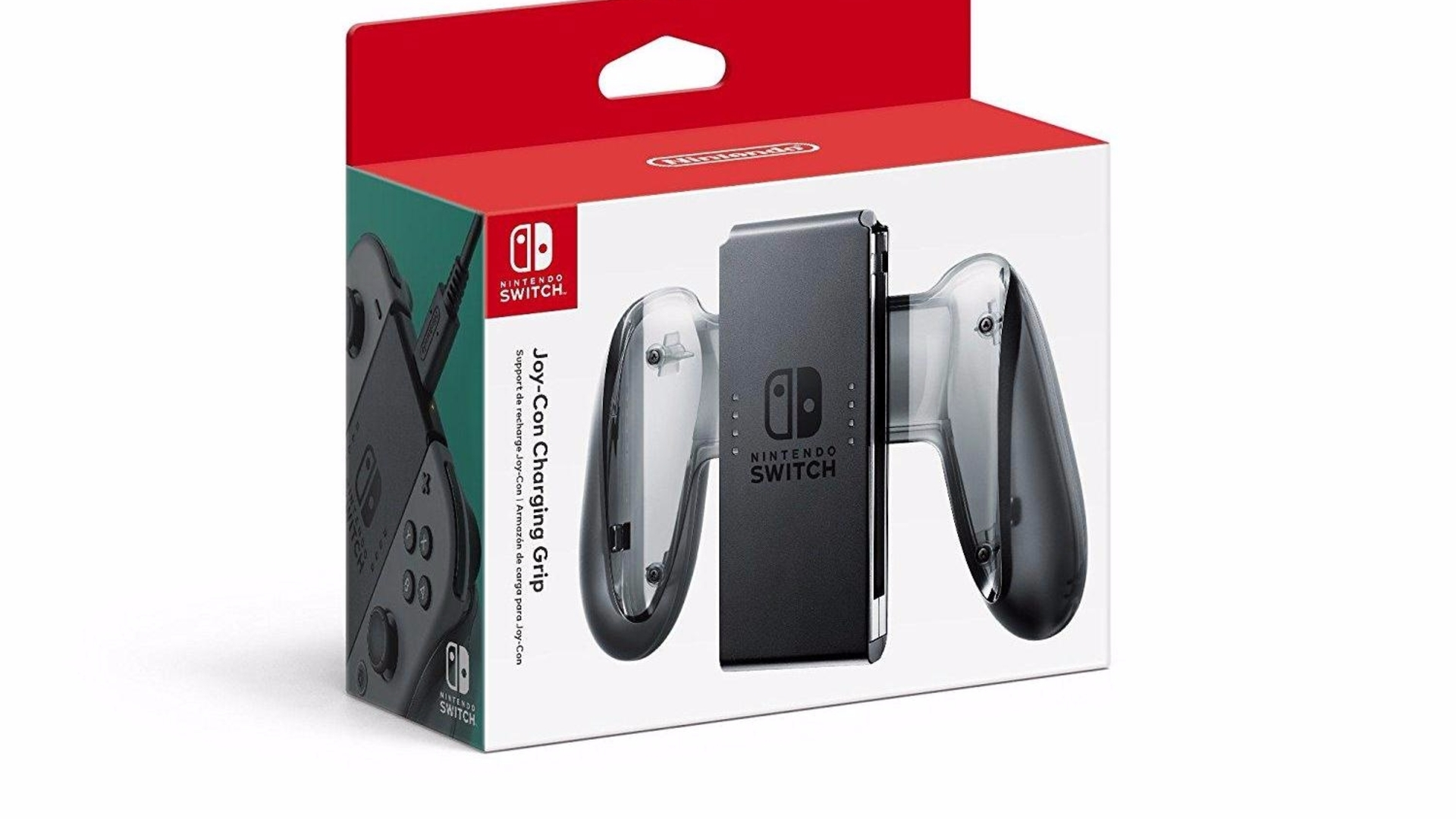Nintendo Switchs Bundled Joy Con Grip Doesnt Charge Controllers Which Wires Connect To What On The Switch And It Makes Sense Me