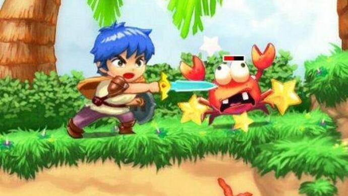 Monster Boy and the Cursed Kingdom confirmado na Switch