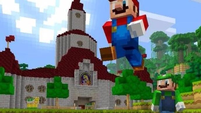 Minecraft confirmado para a Switch
