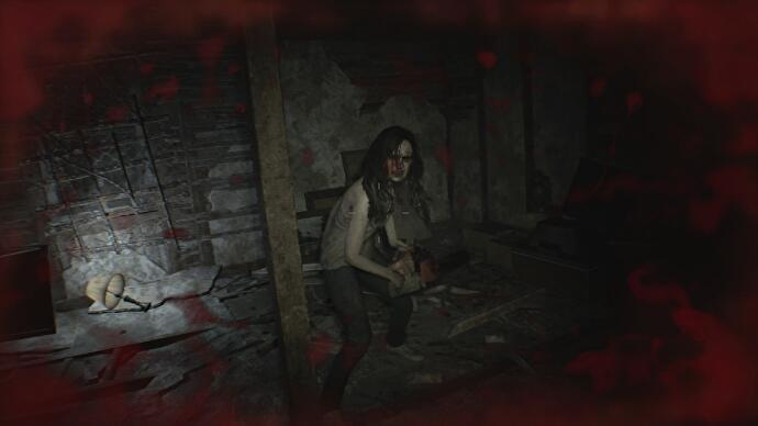 Resident Evil 7 Guest House Explored Finding The Bolt