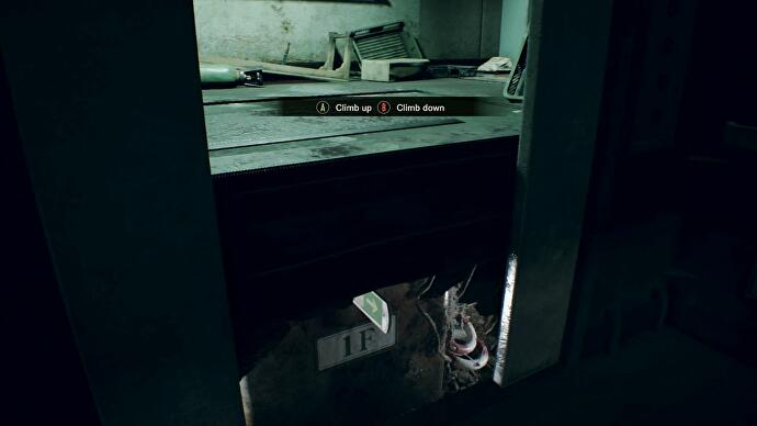 Resident Evil 7 - Fix the Ship elevator with the power cable