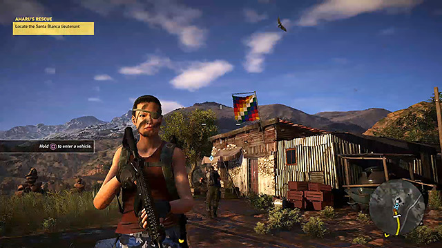 We Take Jane's Ghost Alter Ego to Ghost Recon Wildlands' Bolivia