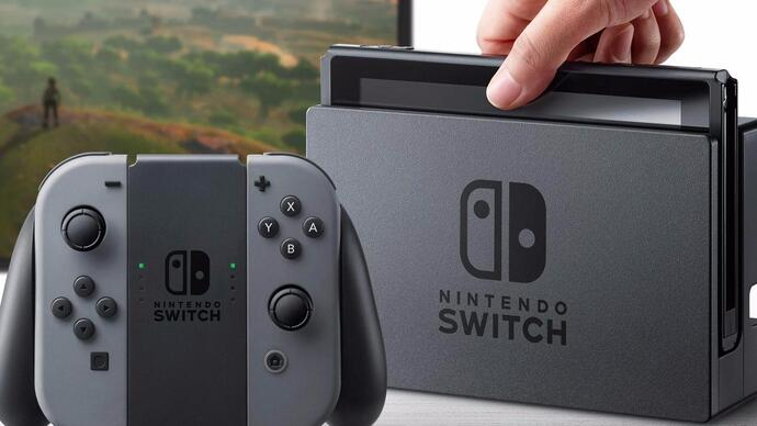 Nintendo Switch: nuovo trailer disponibile