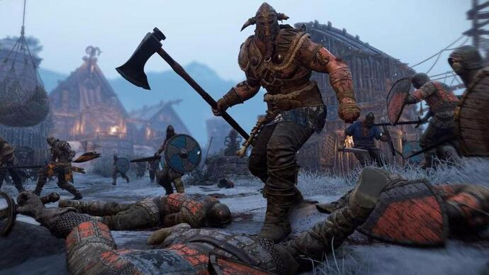 For Honor si mostra in un nuovo trailer a 360 gradi
