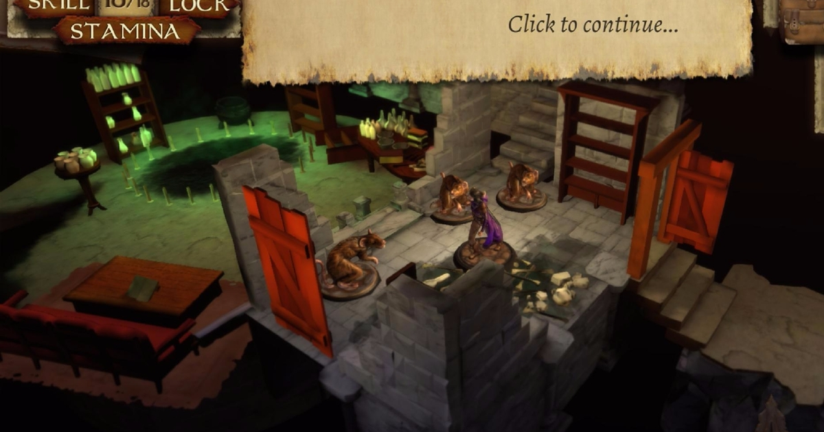 The Warlock Of Firetop Mountain Video Game Hits The App