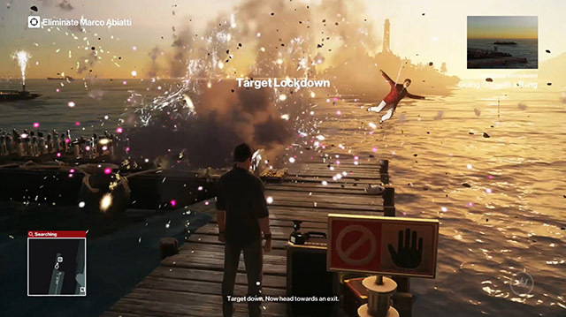 Hitman's Landslide Bonus Mission Ends Season 1 With a Bang