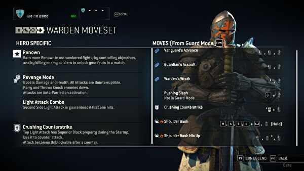 forhonor-movesets
