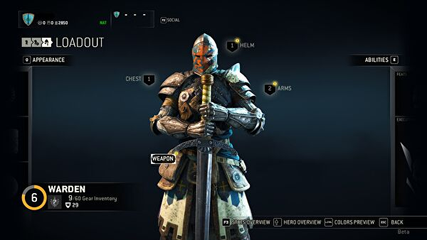 forhonor-warden