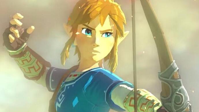 The Legend of Zelda: Breath of the Wild, le distese innevate sono le protagoniste di un nuovo filmato di gameplay
