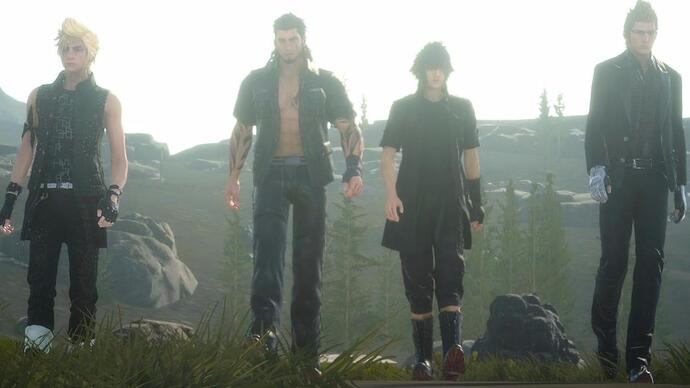 Final Fantasy 15 updated with 60fps PS4 Pro patch