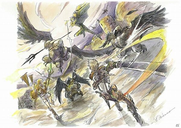 Project Prelude Rune is the next RPG from Square Enix